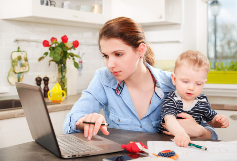 Small Business Ideas for Struggling Parents